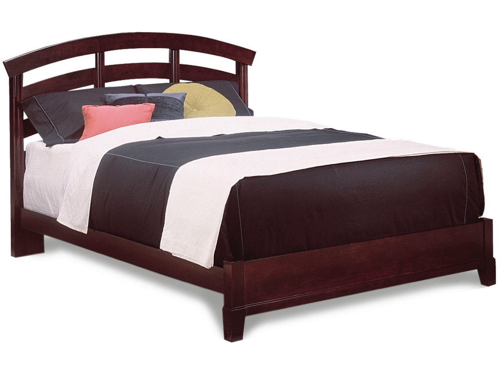 Queen Slat Bed Complete Nc227120