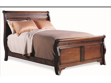 Durham Furniture Queen Sleigh Bed
