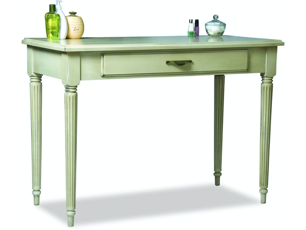 Durham furniture home office traditional writing table 900 210b gladhill furniture - Home office furniture maryland ...