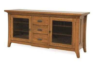 Durham Furniture Westwood Plasma TV Console 900-290S