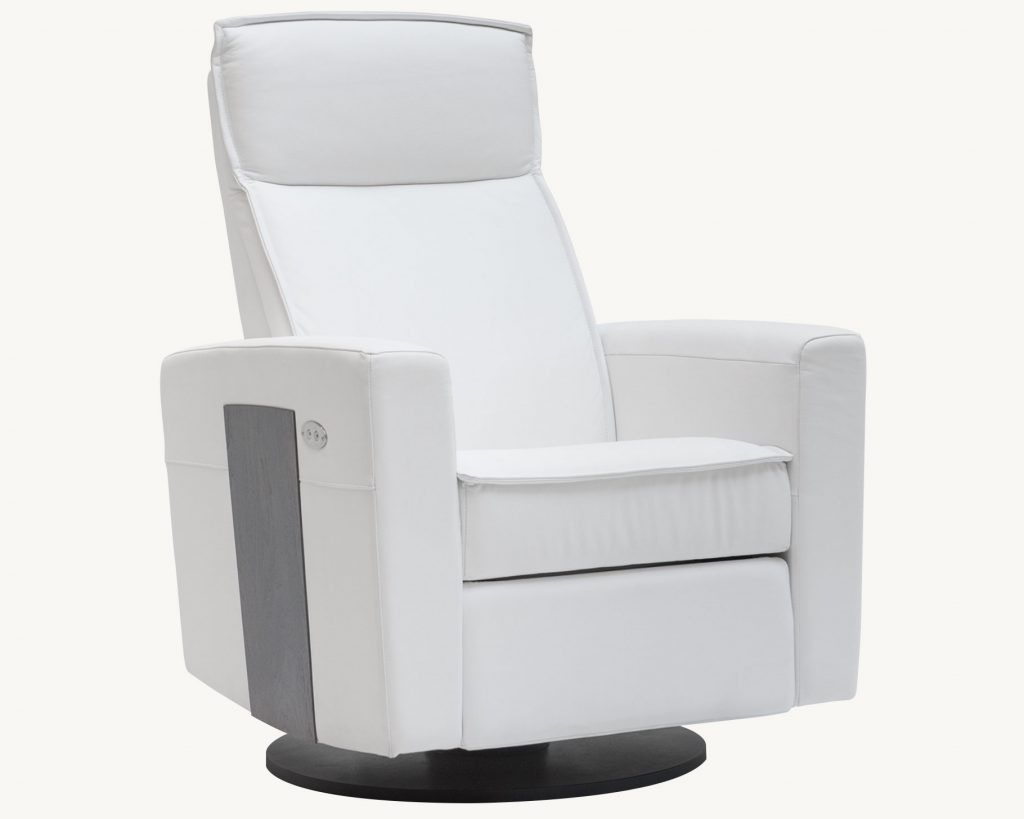 Dutailier Living Room Barolo Small Glider 472 T23