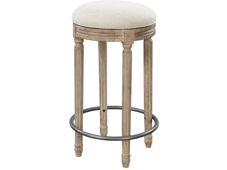 Emerald Home Furnishings Upholstered 30 Barstool Qty 2 D560 30 Portland Or Key Home