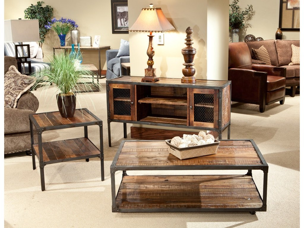 Emerald Home Furnishings Living Room End Table T4791