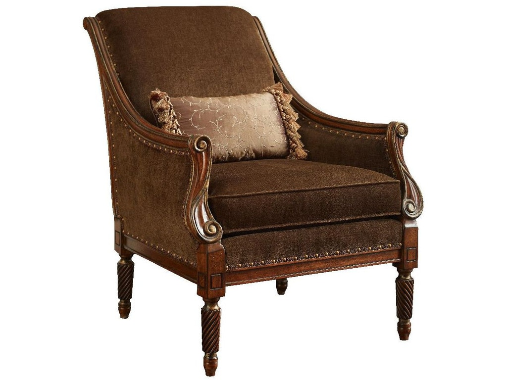 Fine Furniture Design Living Room Chair 0811 03 Thomasville Of Arizona Phoenix Az