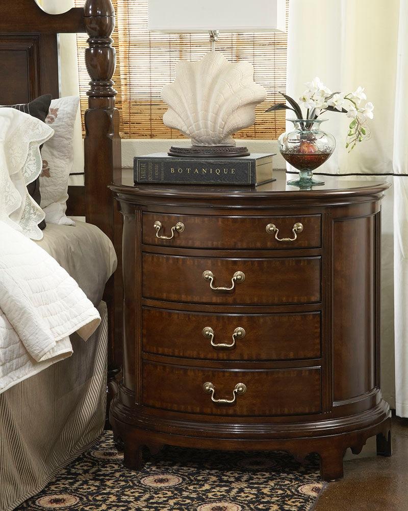 Fine Furniture Design Norfolk Demilune Chest 1020 104