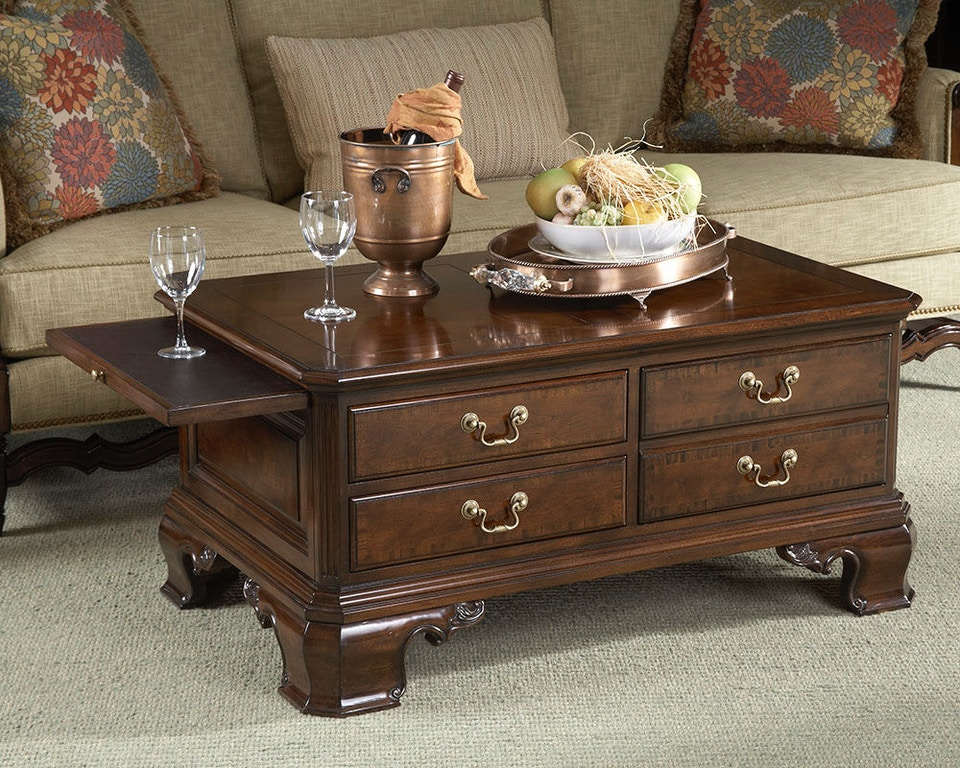 Fine Furniture Design Living Room Stafford Storage