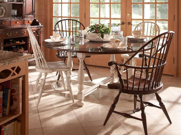 Fine Furniture Design Dining Room Rhode Island Windsor Arm Chair Amazing Arm Chair Dining Room Design