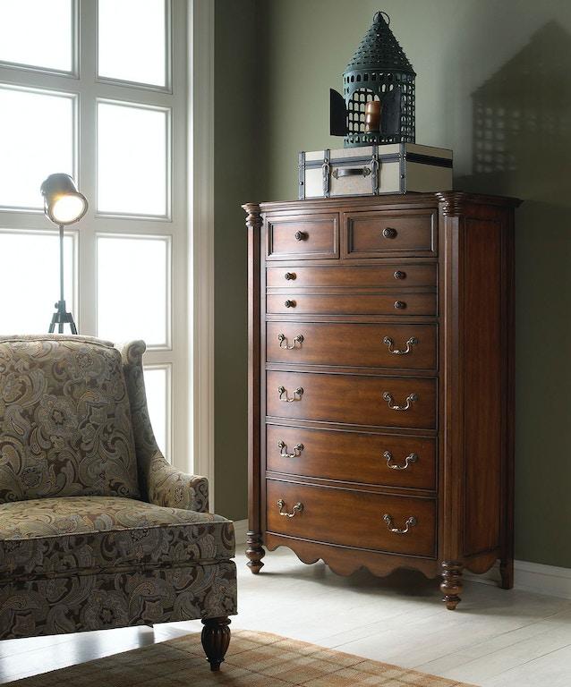 Fine Furniture Design Bedroom Drawer Chest 1050-110