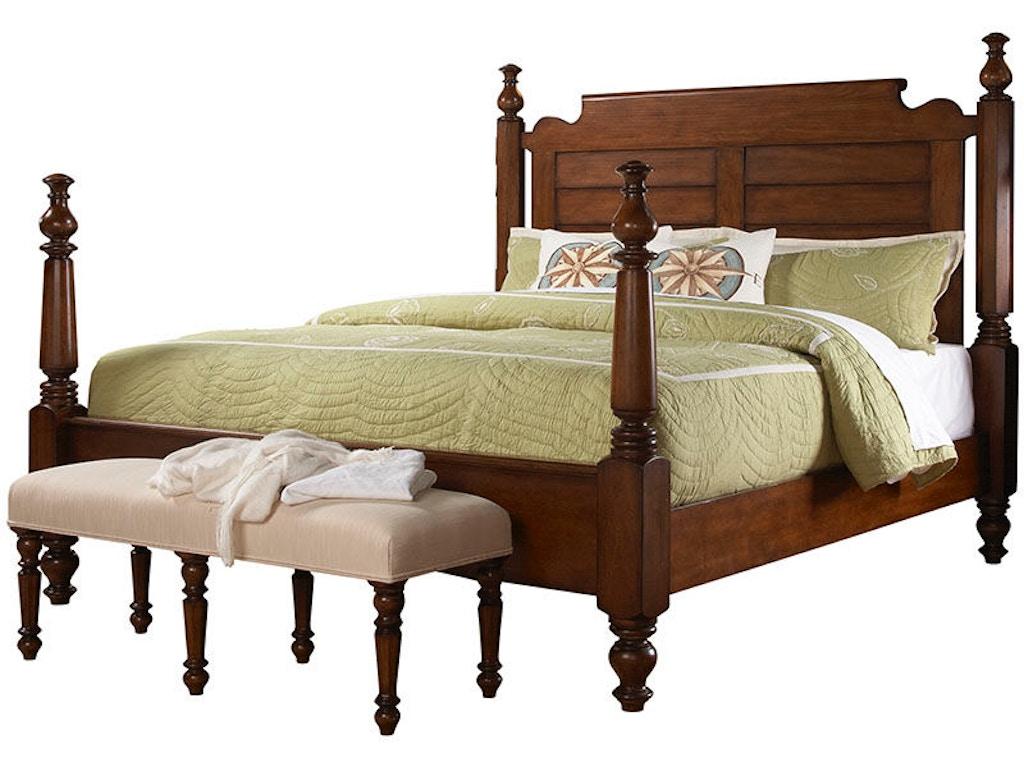 Fine Furniture Design Bedroom Poster Queen Bed 1050 751 752 753 Marty Raes Of Lexington