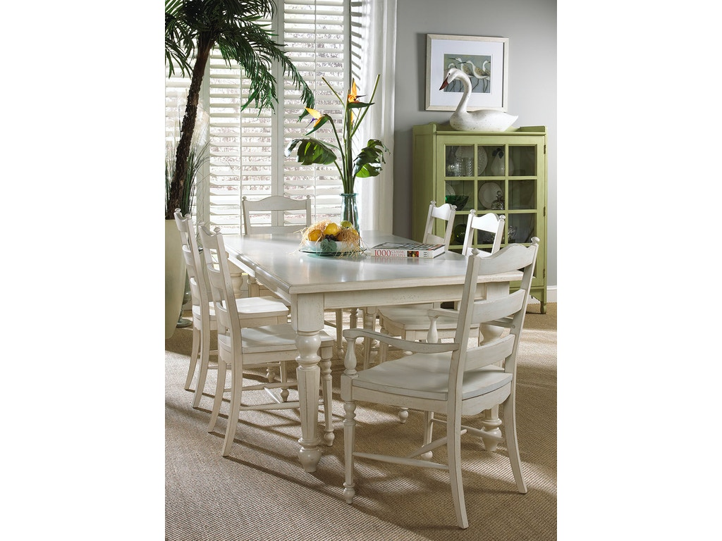 Fine furniture design dining room rectangular dining table 1051 818 kalin home furnishings Home design furniture ormond beach fl