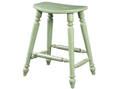 Fine Furniture Design Saddle Counter Stool 1052-928-S