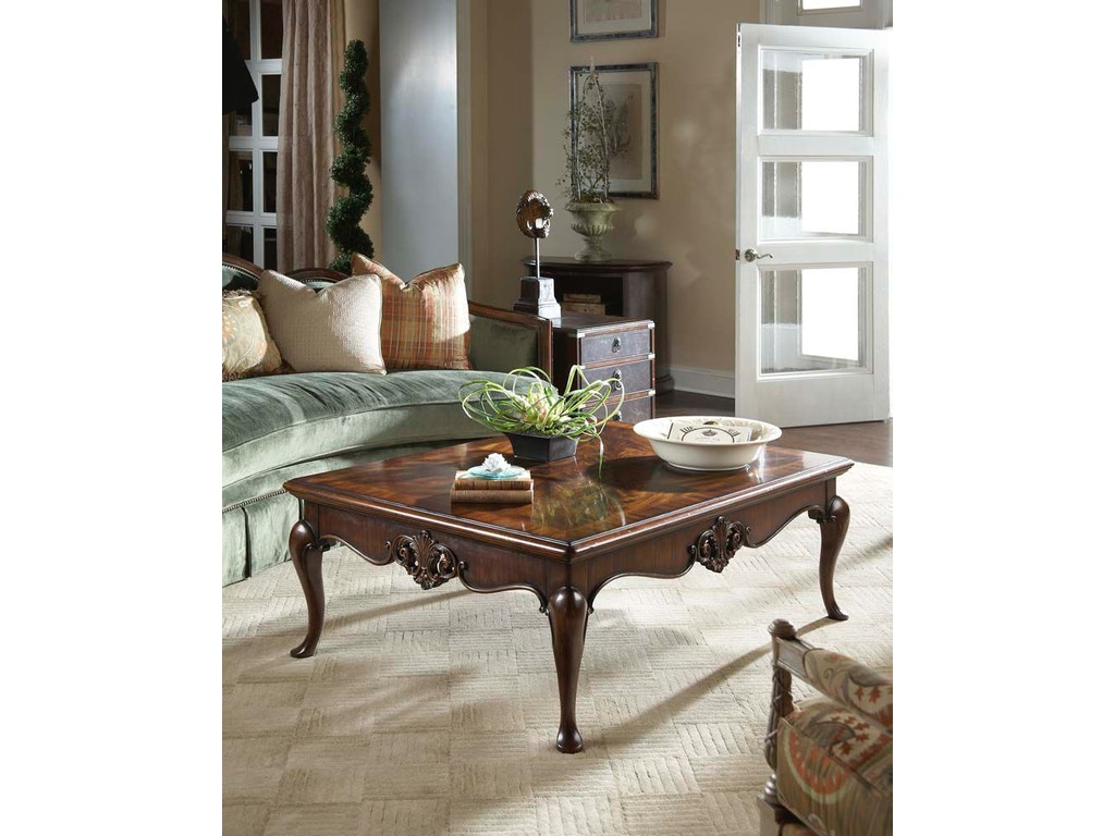 Fine Furniture Design Living Room Rectangular Cocktail Table 1110 910 Norwood Furniture