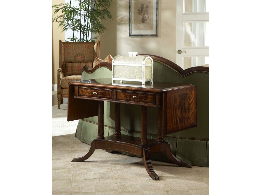 Fine furniture design living room console 1110 942 for Fine furniture
