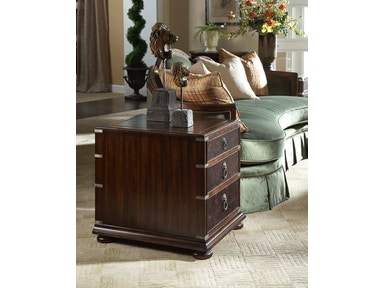 Fine Furniture and Design Chairside Chest 1110-992