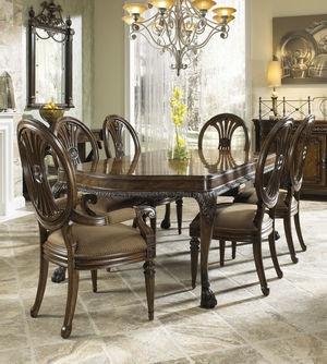 Fine Furniture Design Dining Room Leg Table 1150 814 Gladhill