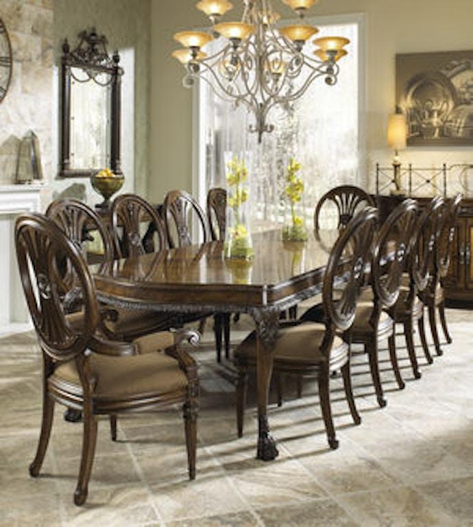 Fine Dining Room Furniture: Fine Furniture Design Dining Room Leg Table 1150-814
