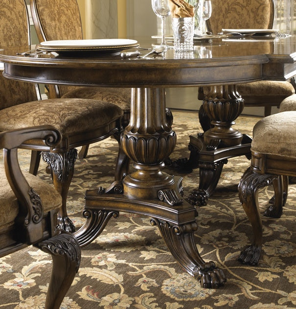 1150 819. Pedestal Dining Table Top