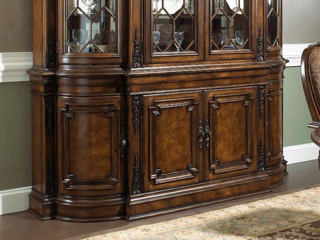 Fine Furniture Design Dining Room China Cabinet 1150-841 ...