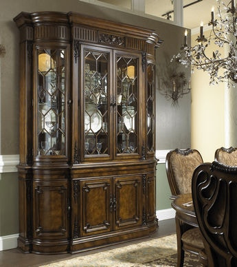 Fine Furniture Design China Cabinet 1150 841/842