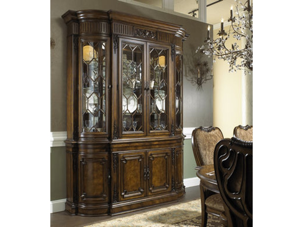 Fine furniture design dining room china cabinet 1150 841 for Kitchen cabinets johnson city tn