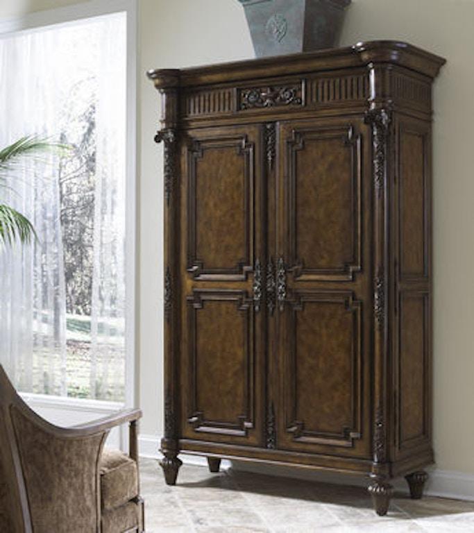 Fine Furniture Design Bedroom Media Cabinet 1150-995
