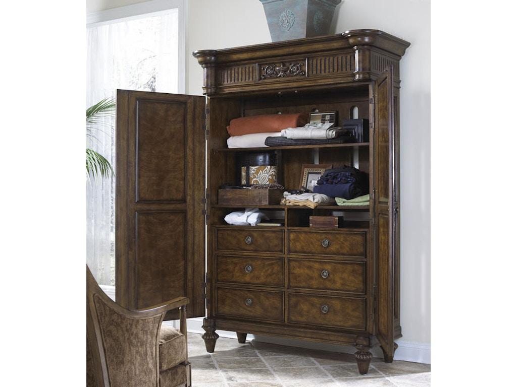 Fine Furniture Design Bedroom Media Cabinet 1150 995