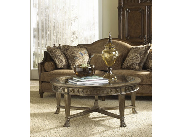 Fine Furniture Design Living Room Round Tail Table 1151 930 At Kalin Home Furnishings