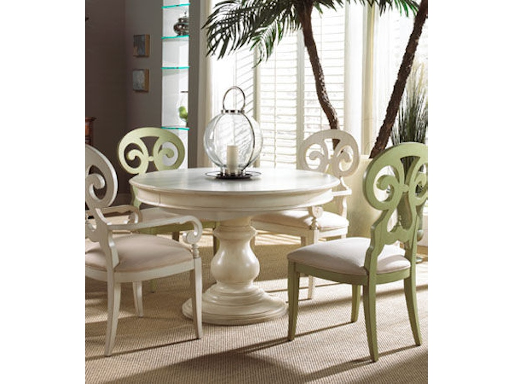 Fine Furniture Design Dining Room Round Dining Table 1051 810 811 Douds Furniture Plumville