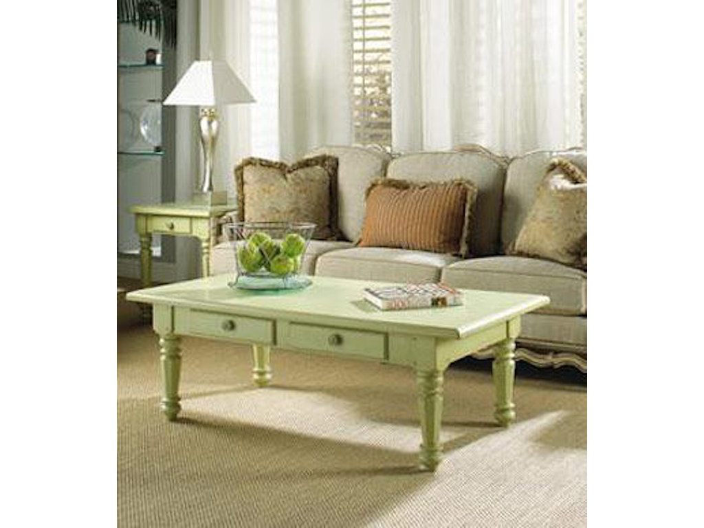 Fine Furniture Design Living Room Rectangular Cocktail Table 1052 910 J Bradwell 39 S Lahaska Pa