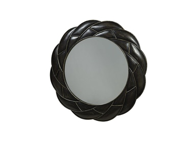 Fine Furniture Design Supporting Actor Round Mirror 1421-956