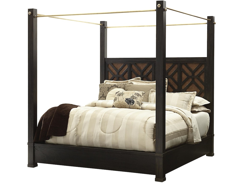 leslies metal canopy queen bed mr1421751752753