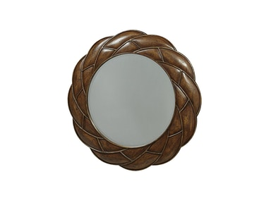 Fine Furniture Design Supporting Actor Round Mirror 1420-956