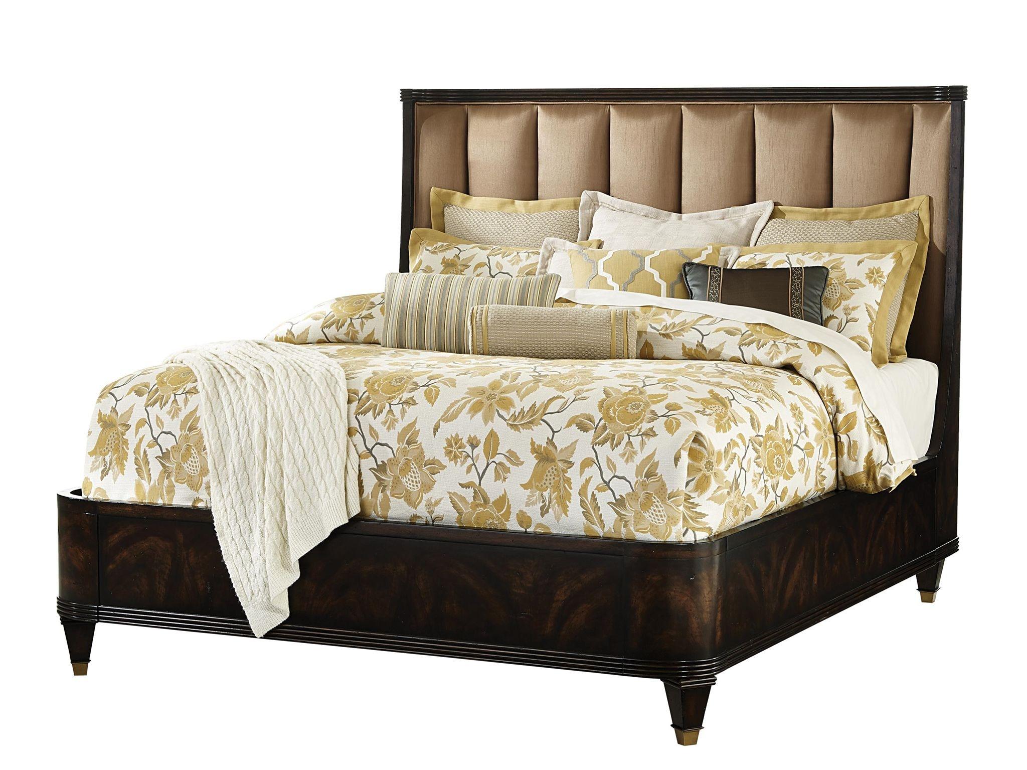 Fine Furniture Design Bedroom Stephens Upholstered King Bed 1426 467
