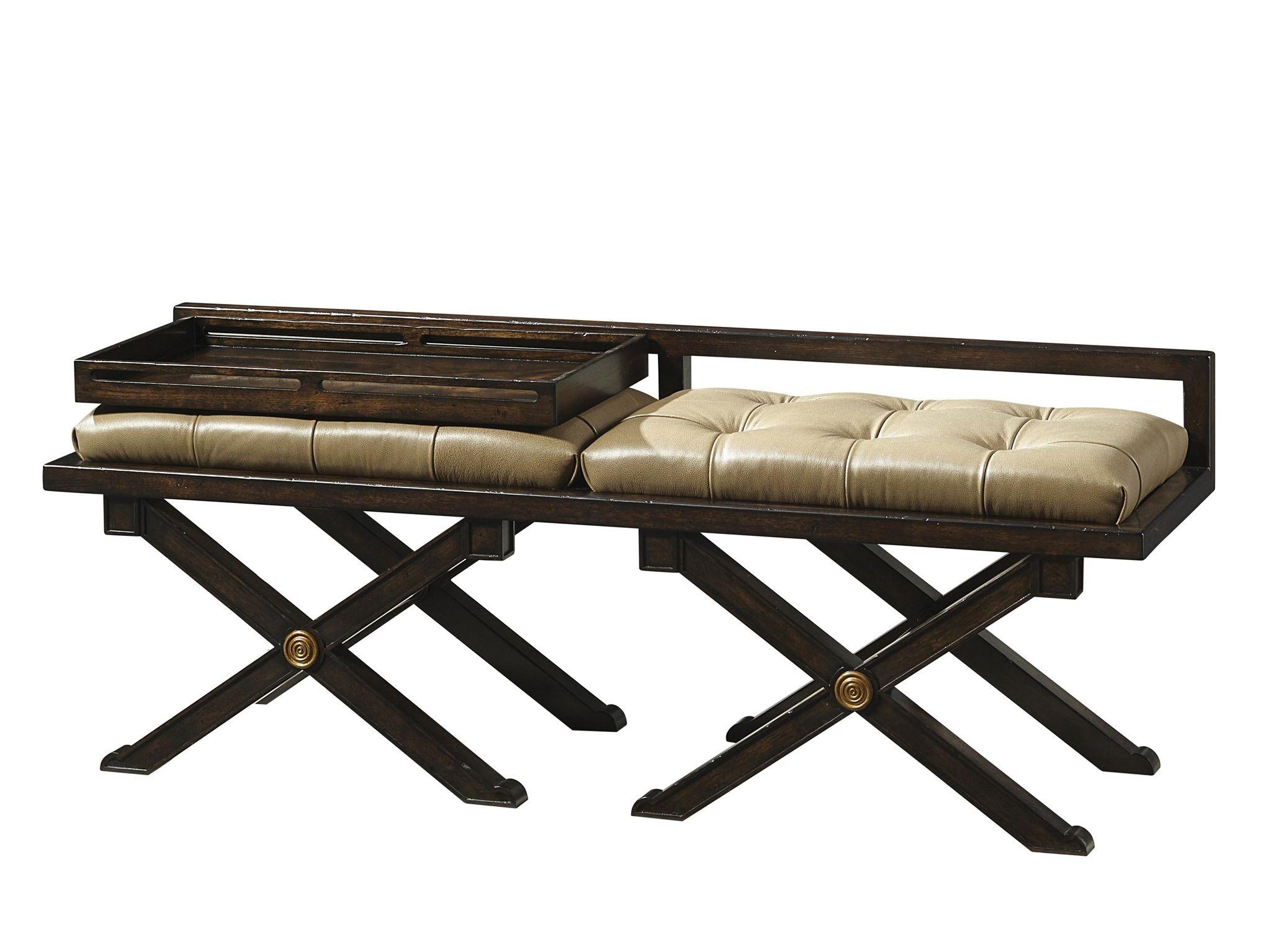 Fine Furniture Design Bedroom Studio Bench 1426 500