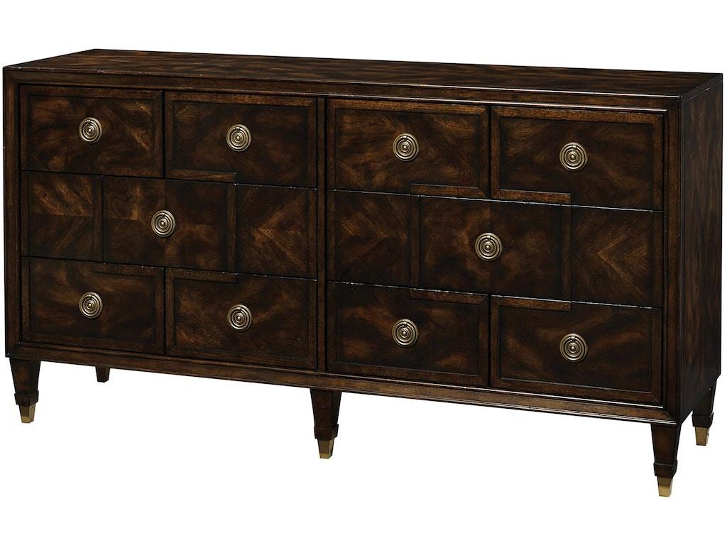 Fine Furniture Design Bedroom Dynasty Dresser 1427 144
