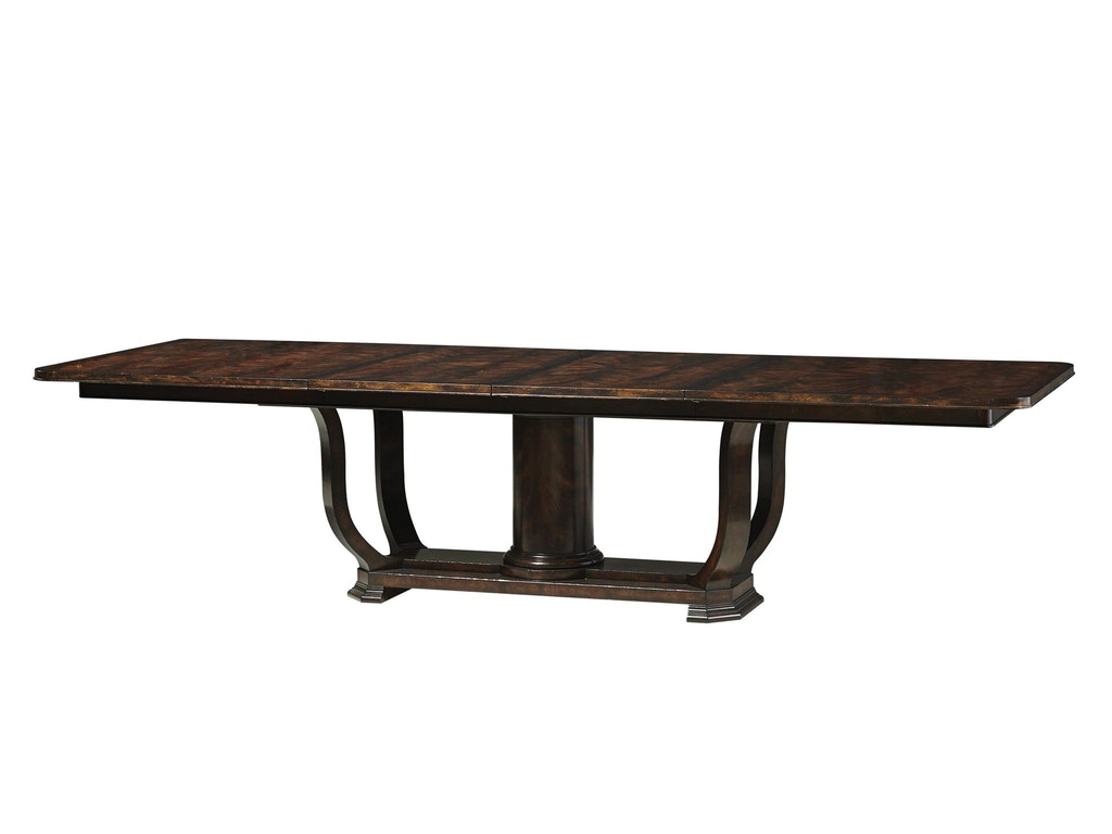 Fine furniture design dining room santana dining table for Md table design