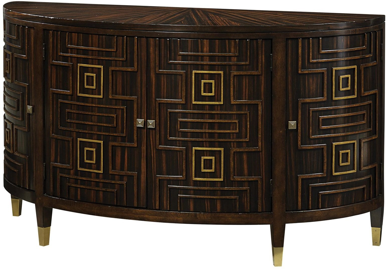 Fine Furniture Design Half Moon Bay Demilune Cabinet 1428 850. Fine Furniture Design Dining Room Half Moon Bay Demilune Cabinet