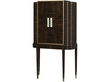 Fine Furniture Design Silver Screen Bar Cabinet 1428-995
