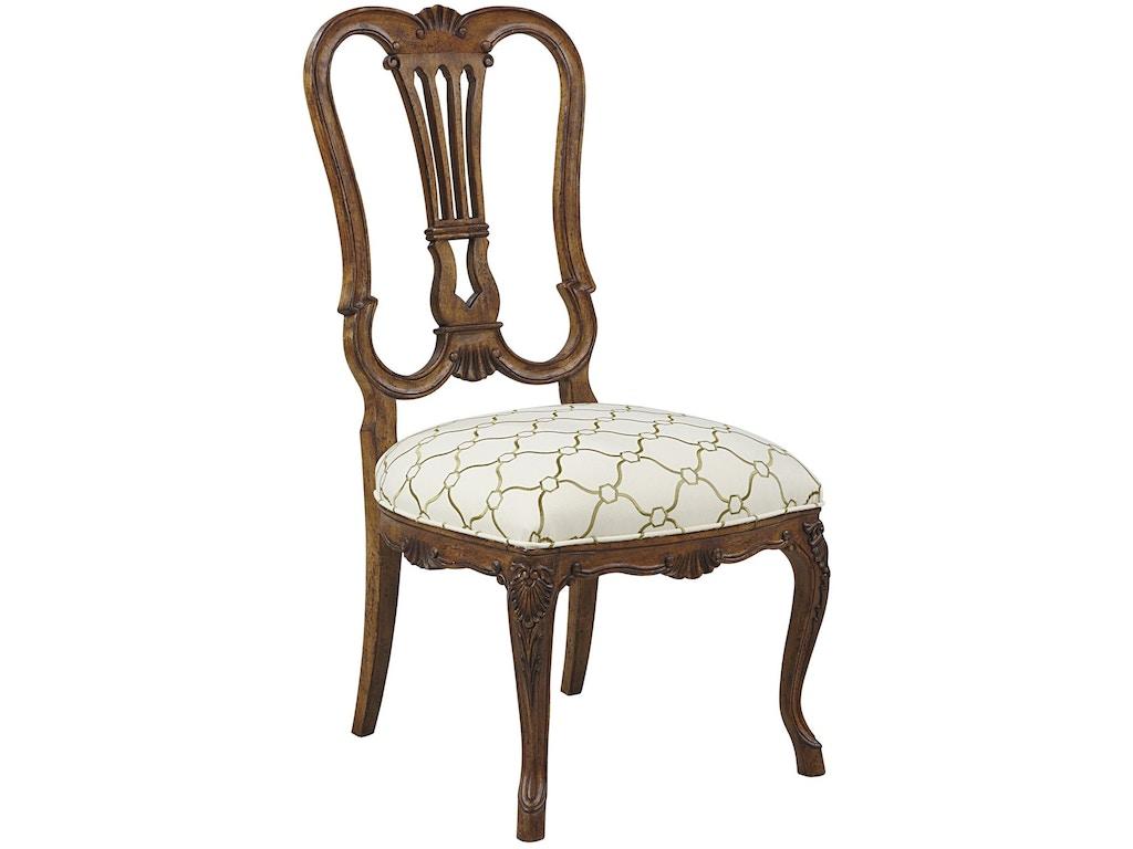 Fine furniture design dining room steamship splat back for Fine dining room furniture