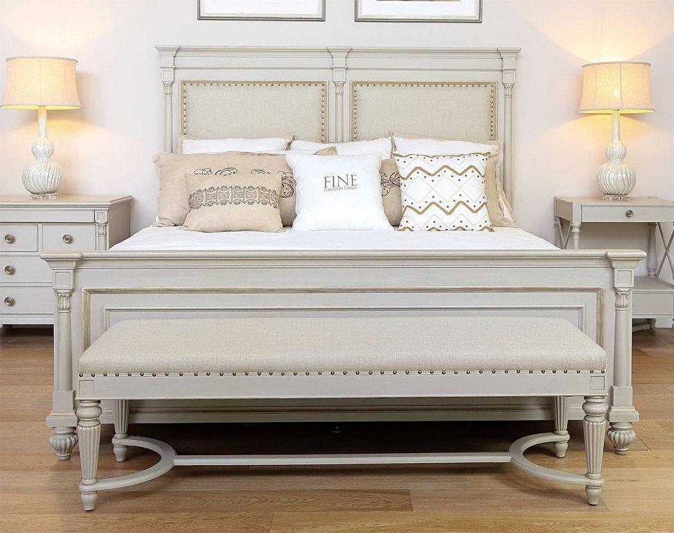 Amazing Fine Furniture Design Bedroom Braemore Bed Bench 1511 500 Home Interior And Landscaping Palasignezvosmurscom
