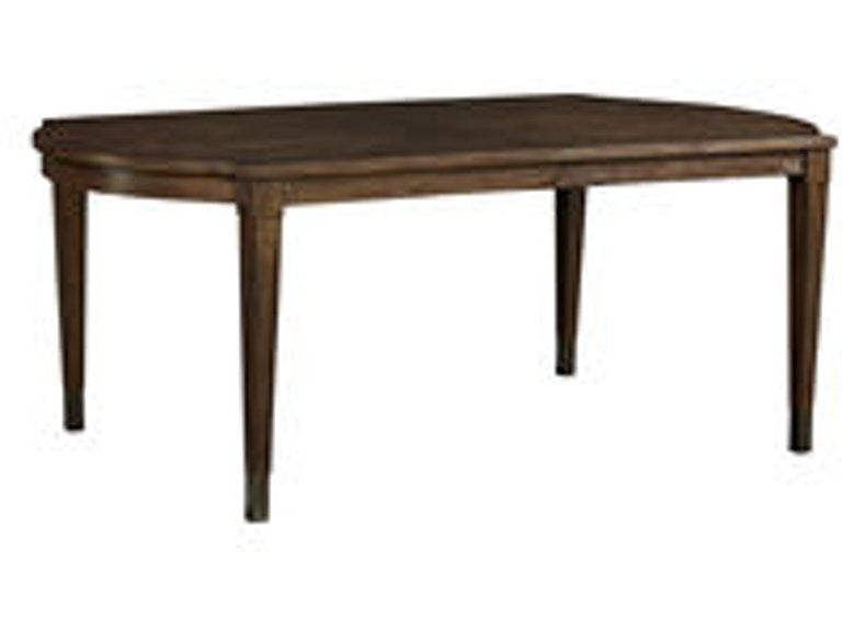 Fine Furniture Design Dining Room Maxwell Table 1560 814 At Kalin Home Furnishings
