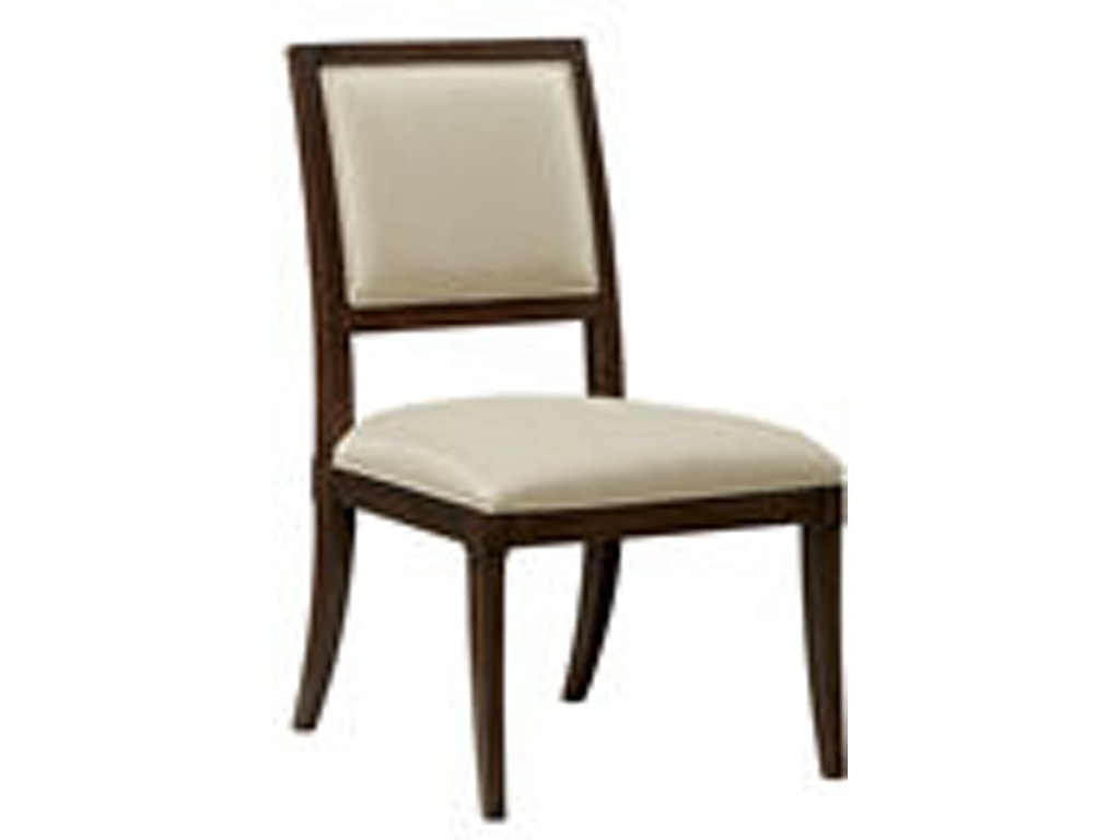 Fine furniture design dining room ellis side chair 1560 for Fine dining room furniture