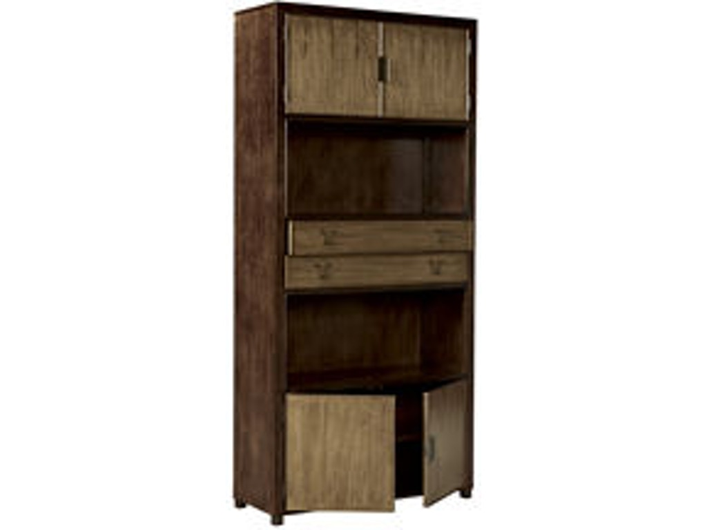 Fine Furniture Design Home Office Jenson Bunching Bookcase 1561 990 Kalin Home Furnishings