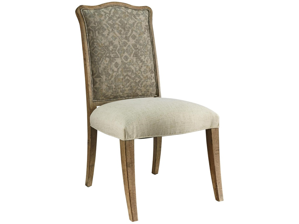 Fine furniture design dining room bromley side chair 1570 for Fine furniture