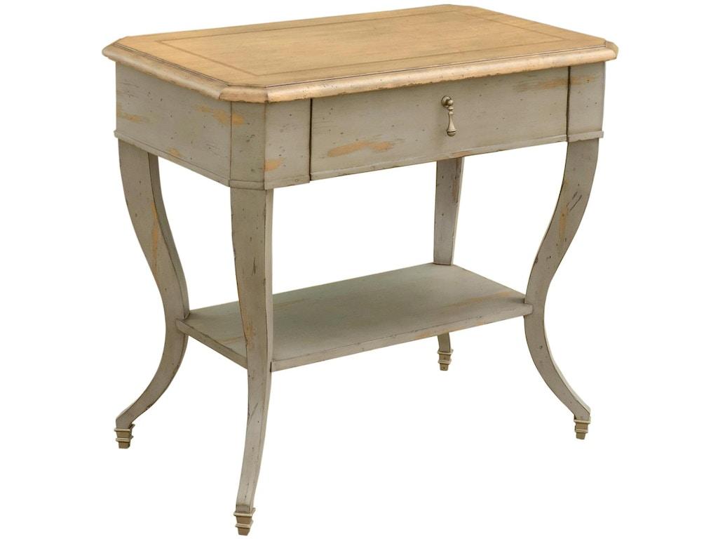 Fine furniture design bedroom open nightstand 1570 102 for Open design furniture