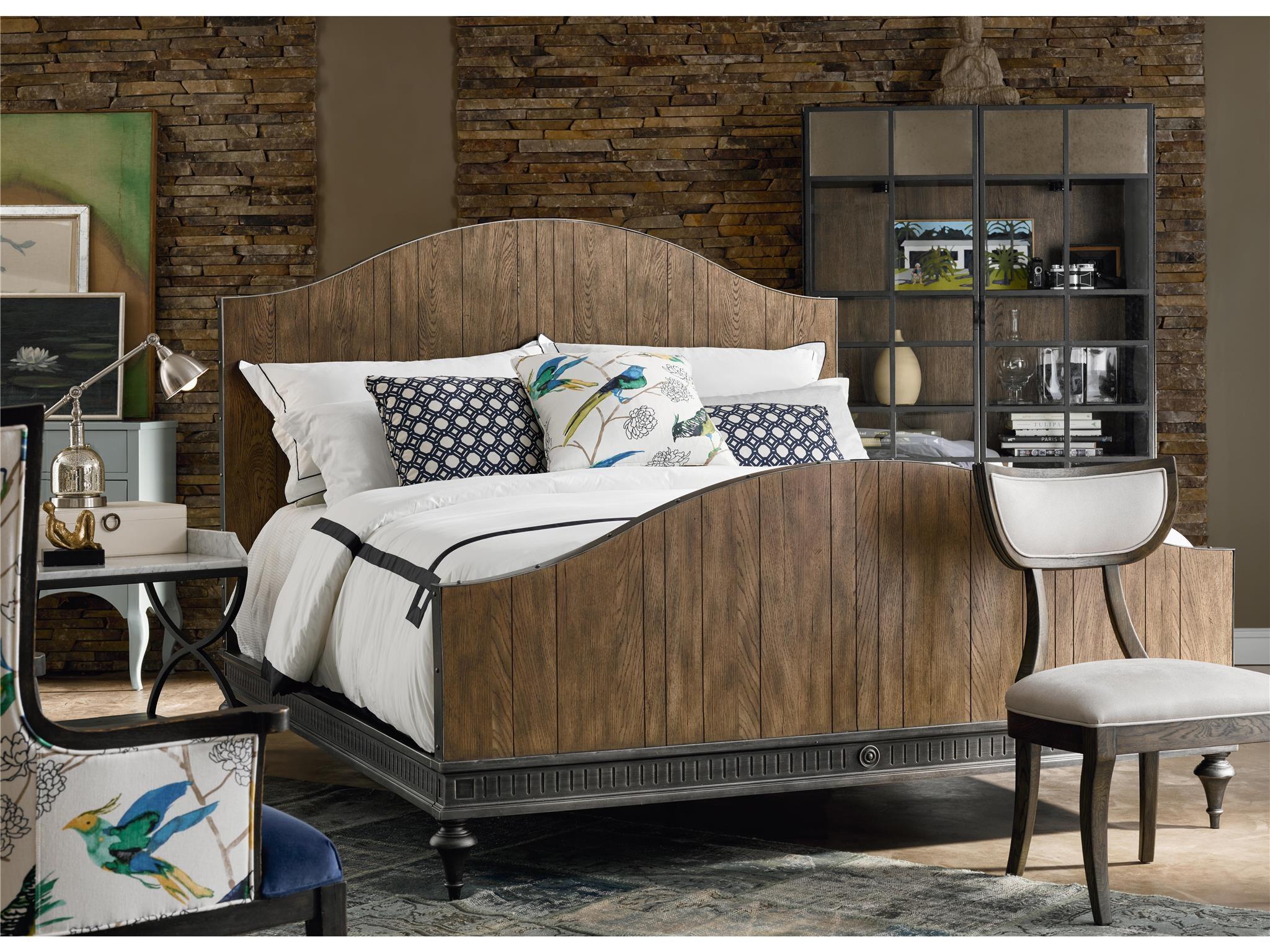 Fine Furniture Design Carson Queen Bed 1580 251/252/253