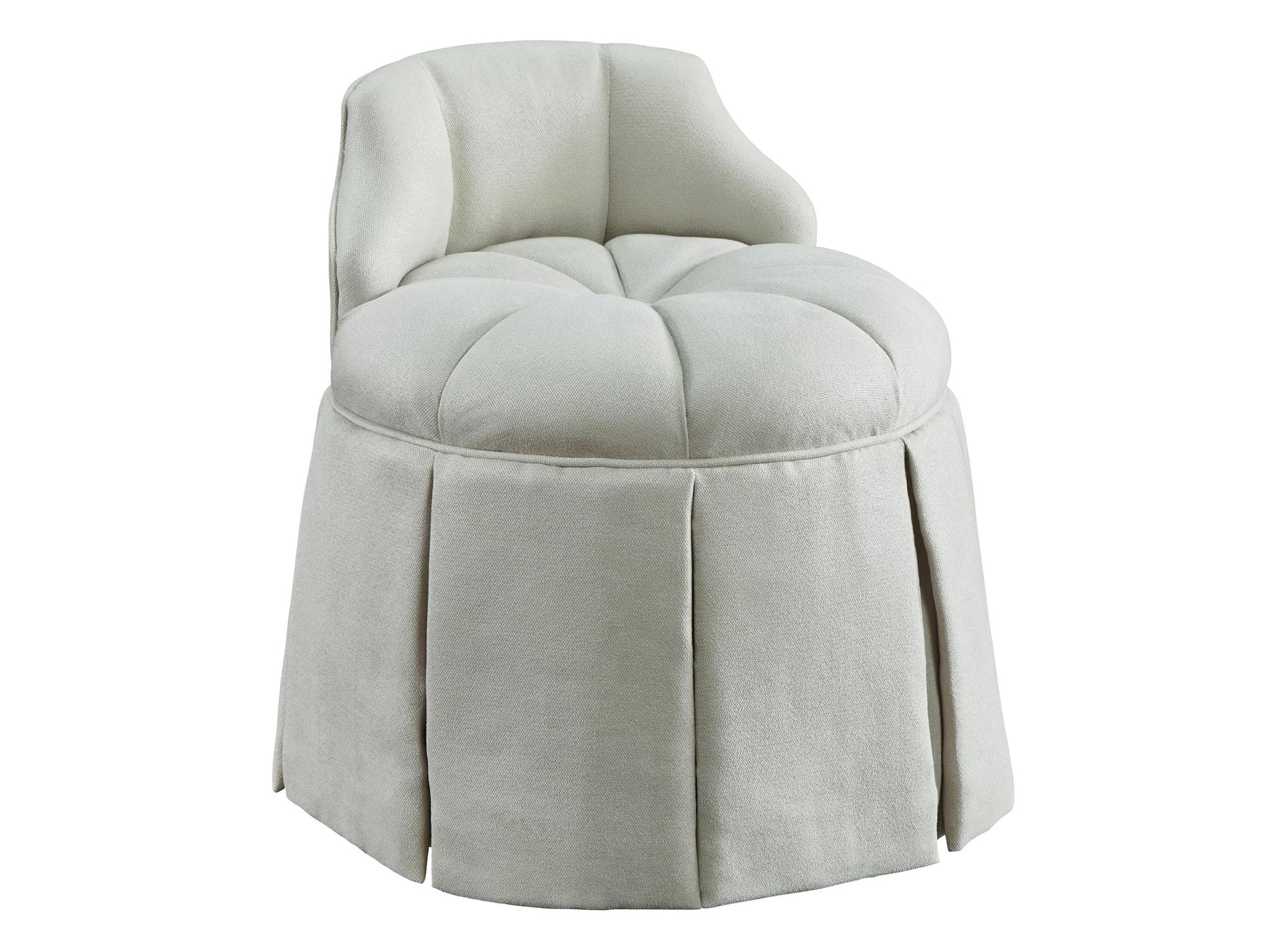 Fine Furniture Design Chloe Vanity Stool 1580 502
