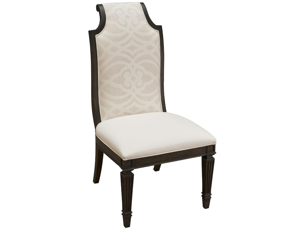 Fine Furniture Design Dining Room Lucia Side Chair 1582