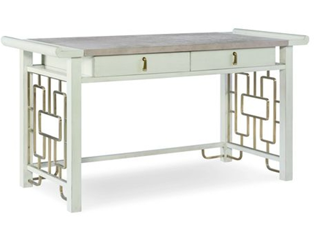 Fine Furniture Design Home Office Prosperity Desk 1624 925 Kalin Home Furnishings Ormond