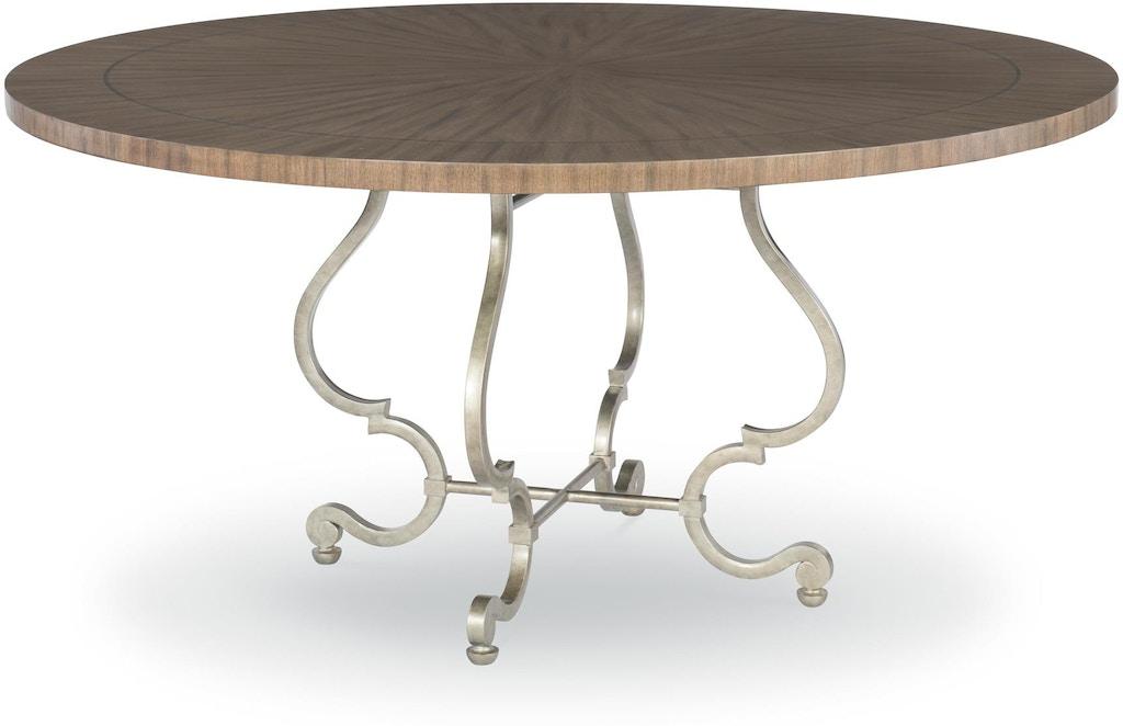 Fine Furniture Design Dining Room Centerpiece Round